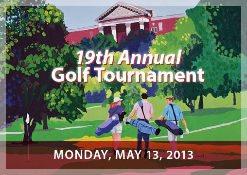 19th Annual Golf Tournament, Dinner and Auction