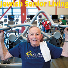 Cover of 2011 - 2012 Jewish Senior Living magazine