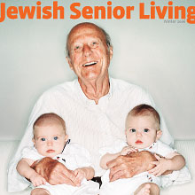 Cover of Winter 2006 Jewish Senior Living magazine