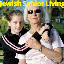 Cover of Summer 2007 Jewish Senior Living magazine