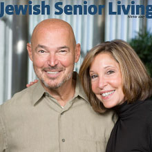 Cover of Winter 2007 Jewish Senior Living magazine