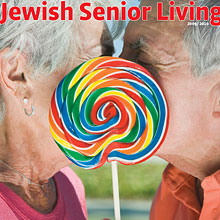 Cover of 2009 - 2010 Jewish Senior Living magazine